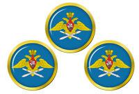 Russe Air Force Marqueurs de Balles de Golf