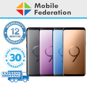Samsung Galaxy S9 G960F 64GB 256GB Unlocked [Au Stock]