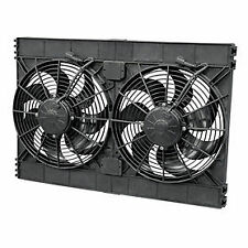 "SPAL 30102130 Dual 12"" 2720 CFM High Performance Electric Cooling Fan"