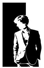 Sherlock vinyl Decal / Sticker