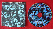 """The Rolling Stones Mixed Emotions - Card Sleeve CD single UK 655193-2, 5"""""""