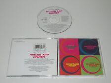 HEAVEN 17/HIGHER AND HIGHER/THE BEST OF HEAVEN 17(VIRGIN CDV 2717) CD ALBUM