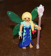 Playmobil fées reine des fées blonde du bateau enchanté 5445