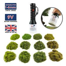 More details for wws pro grass micro static grass applicator four seasons kit – railway wargames