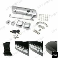 Tour Pak Pack Trunk Latches Key Fit Harley Davidson Touring Ultra-Classic 14-17