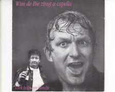 CD WIM DE BIEzingt a capella1990 EX  (A6627)