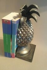 Vintage Pineapple Bookend Heavy