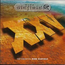 Mike Oldfield XXV: The Essential Mike Oldfield UK CD