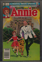 CGC 9.0 ONLY GRADED Annie 2 Comic Movie Adaption Canadian Edition 2021896005