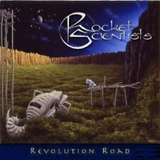 Rocket Scientists - Revolution Road 2CD NEU