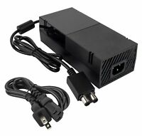 AC Adapter Brick Charger for Microsoft XBOX ONE Console Power Supply Cord Cable
