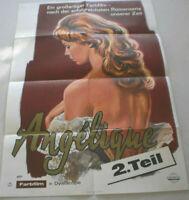 A1 Filmplakat ,ANGELIQUE 2.TEIL ,MICHELE MERCIER