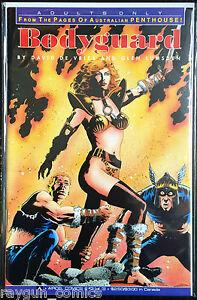 Bodyguard #3 VF+ 1st Print Free UK P&P Aircel Comics