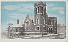 1923 The Presbyterian Church in Sanford, NC North Carolina PC