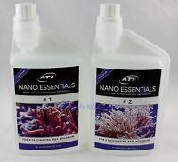 ATI Nano Essentials Set 2 x 1000ml Mineralien Spurenelemente Meerwasser 13,75€/L