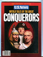 U.S. News & World Report Magazine 2006 The Great Conquerors EX 081716jhe