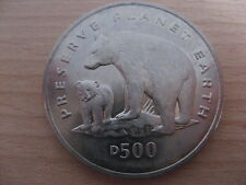 BOSNIA I HERCEGOVINA 1994 BEAR Bears 500 diners Preserve Planet Earth #20.1254