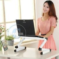 LIFT-UP EZ ERGONOMIC BED STAND WORK STUDY DESK LAPTOP TRAY MACBOOK PRO AIR TABLE