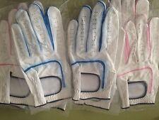 10 x jl golf tous temps synthétique gants en cuir taille medium/large homme