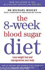 8 Week Blood Sugar Diet Cook Book Healthy Eating Weight Loss Nutrition Diabetes