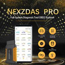 Humzor NexzDAS Pro Full-system Auto Diagnostic Tool OBD2 Scanner Car Code Reader