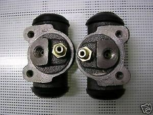 PEUGEOT 203 rear brake cylinders (2) NEW RECENTLY MADE