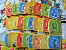 LOT de 27 livres L'alphabet de Oui oui / Puzzle - avec tapis éducatif