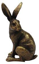 Leonardo collection Reflections Bronzed Sitting Hare