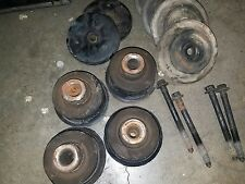 1993-1998 LINCOLN MARK VIII REAR IRS K-MEMBER BUSHINGS WITH HARDWARE