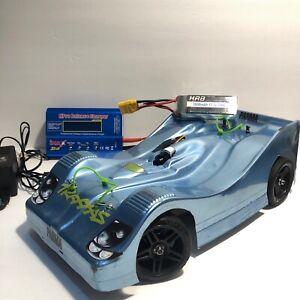Traxxas 1/16 Vxl Mustang, Rally, Slash Speed Car Upgraded 78mph