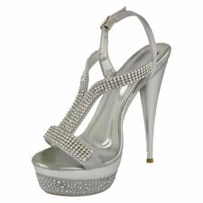 Satin Party Sandals & Flip Flops for Women