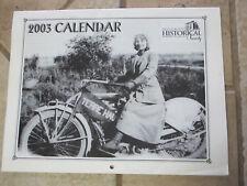 Vigo County Historical Society Terre Haute 2003 Calendar Classic Indiana