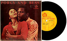 "PORGY AND BESS - (WALLY STOTT) SUMMERTIME - RARE PROMO 7"" 45 RECORD PIC SLV"