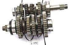 Triumph Tiger 955i 709 EN - Getriebe Schaltwalze Schaltgabeln