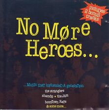 Various Artists-No More Heroes... CD