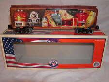 "Lionel #36265 Angela Trotta Thomas /""Window Washing/"" Box Car"