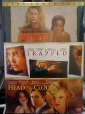 MONSTER/ TRAPPED/ HEAD IN THE CLOUDS - TRIPLE FEATURE, New DVD, ,