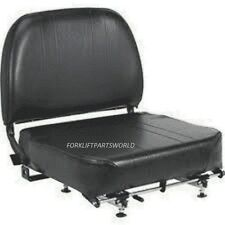 NEW TCM FORKLIFT VINYL SEAT PARTS 22196-82001