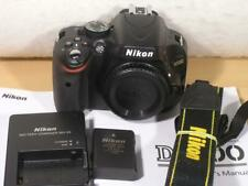 Mint- Nikon D5100 16.2MP DSLR Camera w/Battery And MH-24 Charger Set