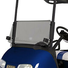 RecPro™ EZGO RXV golf cart Clear Windshield with Folding Acrylic