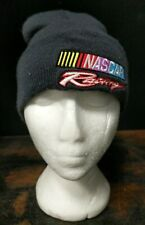 Vintage/Classic Nascar  Racing Oficial Beanie Skully Winter Hat Embroidered OS