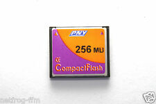 256 MB PNY CF Compact Flash Speicherkarte für Digital Kameras