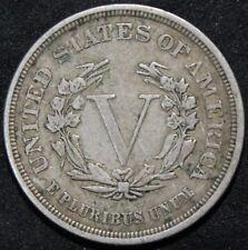 More details for 1883 u.s.a. v nickel | pennies2pounds