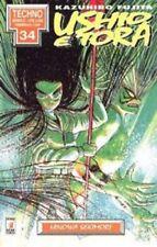 manga STAR COMICS USHIO E TORA numero 2