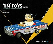 NOSTALGIC TIN TOYS: Vol. 2 - Character Toys by Toyoji Takayama