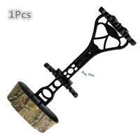 6 Arrow Quiver Holder Quick Release Lock for Compound Bow Hunting Archery Camo