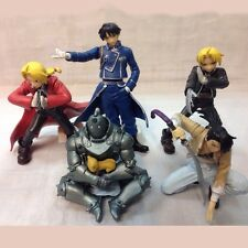 Fullmetal Alchemist set of 5pcs pvc figure toy anime collection figures