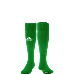 adidas Milano Socks Green Men's Football Soccer Sport Training Socks E19297