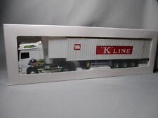 DV7981 ELIGOR 1/43 DAF XF105 SUPERSPACE CAB CONTAINER TRANSFREDIERE 114865 RARE