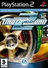 Videojuegos de carreras Need for Speed Sony PlayStation 2